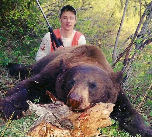 Black Bear Hunt - Matt