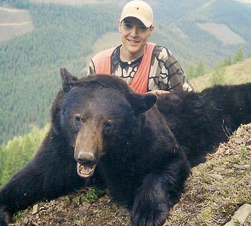 Black Bear Hunt - Jacob
