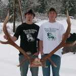 Rifle Elk and Deer Hunt - Buddies Spotlight