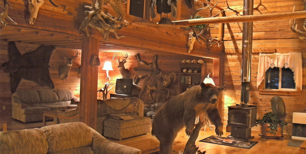 Montana Outfitter's Lodge at Wayne Hill Outfitting